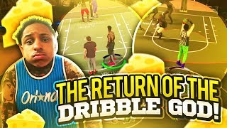 THE RETURN OF THE NBA 2K17 DRIBBLE GOD HAS ARRIVED! CRAZY ANKLE BREAKERS ! ( MUST WATCH)