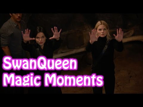 SwanQueen Magic Moments!