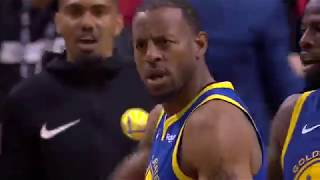 Andre Iguodala's CLUTCH Three-Pointer In Game 2 of the 2019 NBA Finals