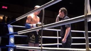 Lucky Punch 26.10.2013 -81kg Daniel Forsberg FIN vs. Rickard Pettersson SWE