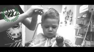 Прически для детей!!!! Парикмахер!!!!  крутое видео!!!!