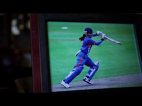 'The best cover-drive in the world' - Mithali Raj