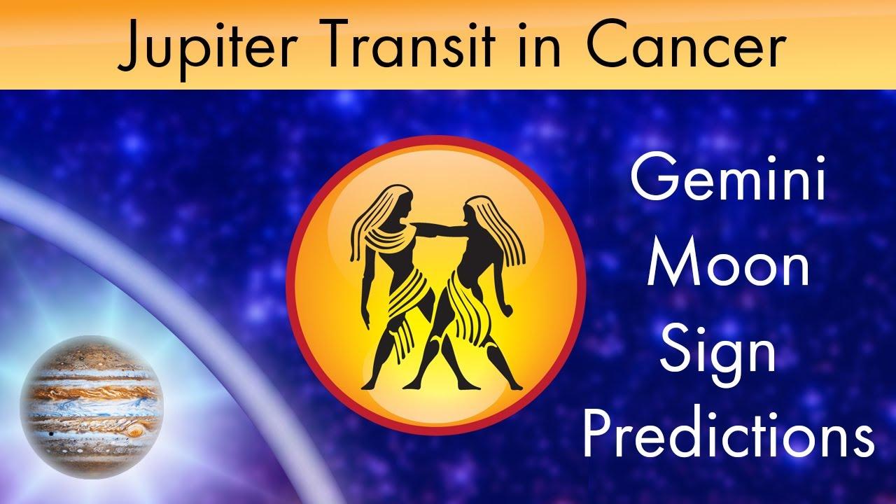 Jupiter transit in cancer 2014 gemini moon sign guru peyarchi predictions in vedic astrology