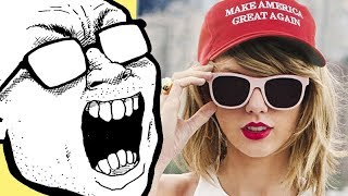 Taylor Swift Can't Fix Our Political System!