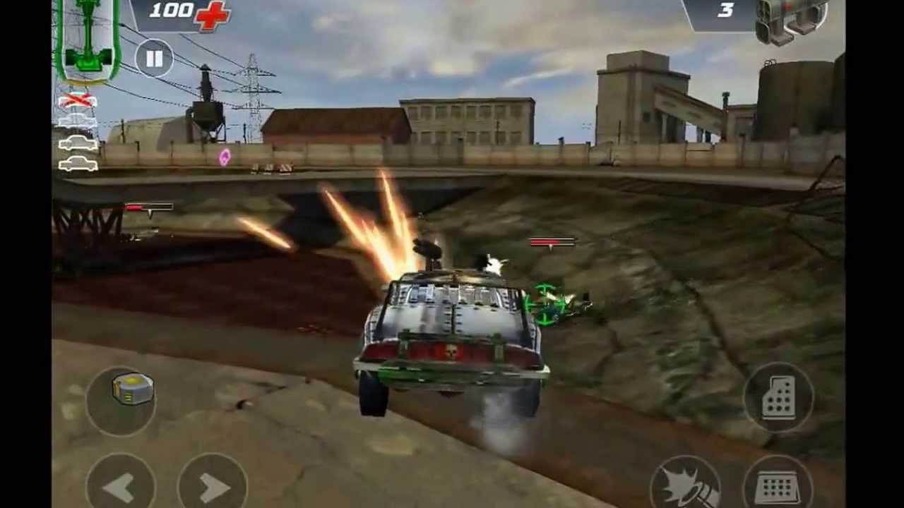 Death Tour Racing Action Game