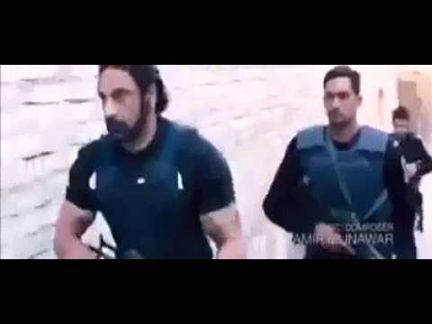 Pakistani Commando fight how to save owner citizen  must watch ..........!