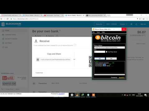 BITCOIN GENERATOR WITH KEYGEN CRACK 2017 UPDATED V6 0 WITH LIVE EARN