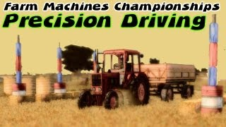 Precision Driving - Farm Machines Championships 2013 PC HD