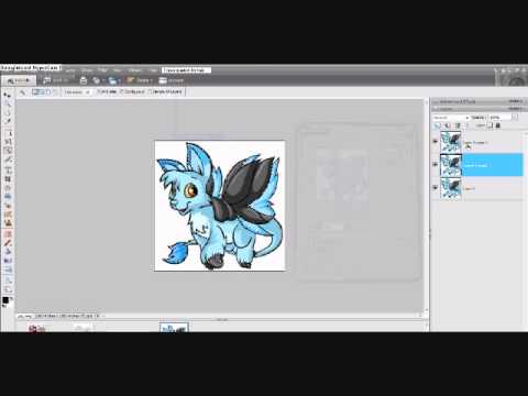 ps how to make an image opacity