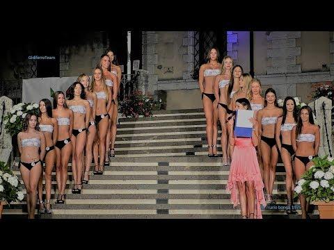 Miss Mondo Italia 2017 Sfilata in Bikini Enego 1^ Parte