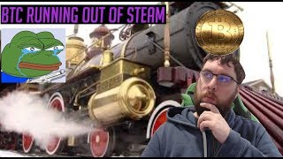 Bitcoin Running Out Of Steam. Where Are We Heading Next?