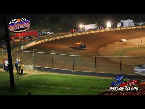 604 Crate Late Model Race - 8-11-18 Fort Payne Motor Speedway