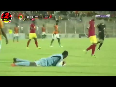 Côte d'Ivoire vs Guinée en direct