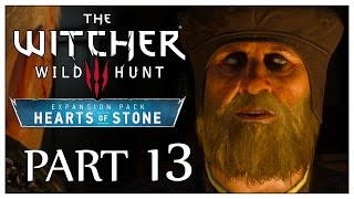 The Witcher 3: Hearts of Stone (Death March) Part 13: Professor Shakelock
