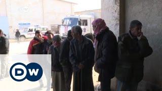 المراحل الأخيرة لعملية إجلاء السكان في حلب   الأخبار