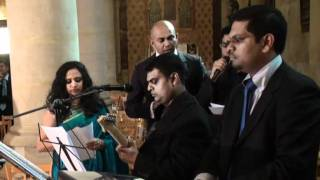 Sinhala Wedding Church hymns