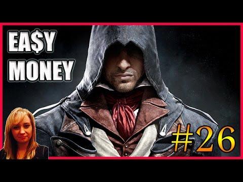 Assassin S Creed Unity Fast Money Youtube