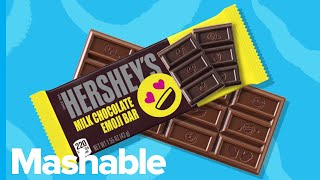 Hershey's to Release New Milk Chocolate Emoji Bar