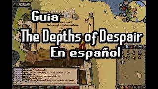 The Depths Of Despair Osrs