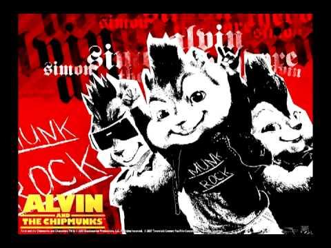 Alvin & The Chipmunks  Carry Out Original  Timbaland ft Justin Timberlake w lyrics