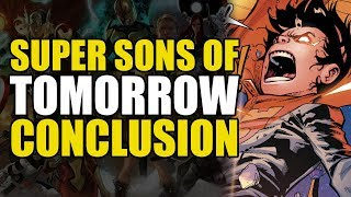 Super Sons of Tomorrow: Connor Kent Meets Superman
