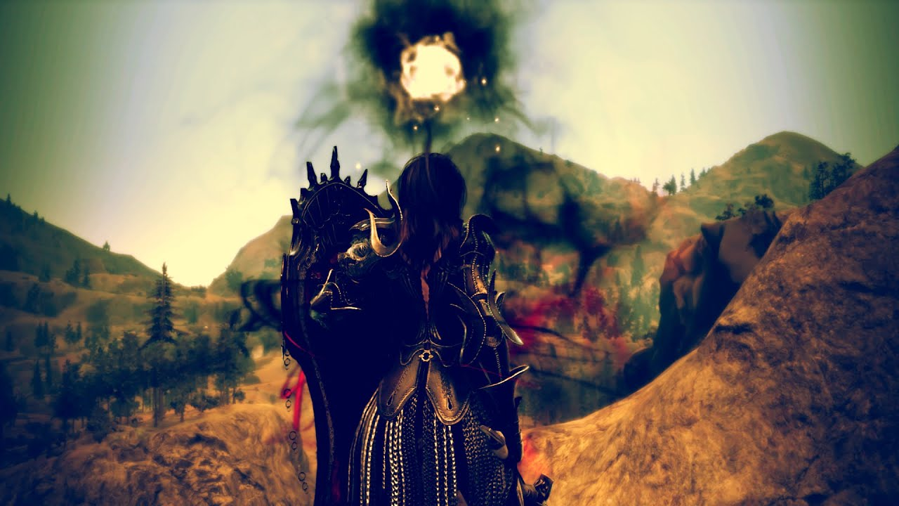 Black Desert Ps5 PvP: Fellmourne vs Corruption (Succession Nova vs Awakening Warrior)