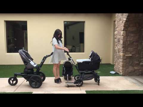 Carmen the Modern Mom | Using The Orbit Baby Stroller O2, G3 and Car Seat system