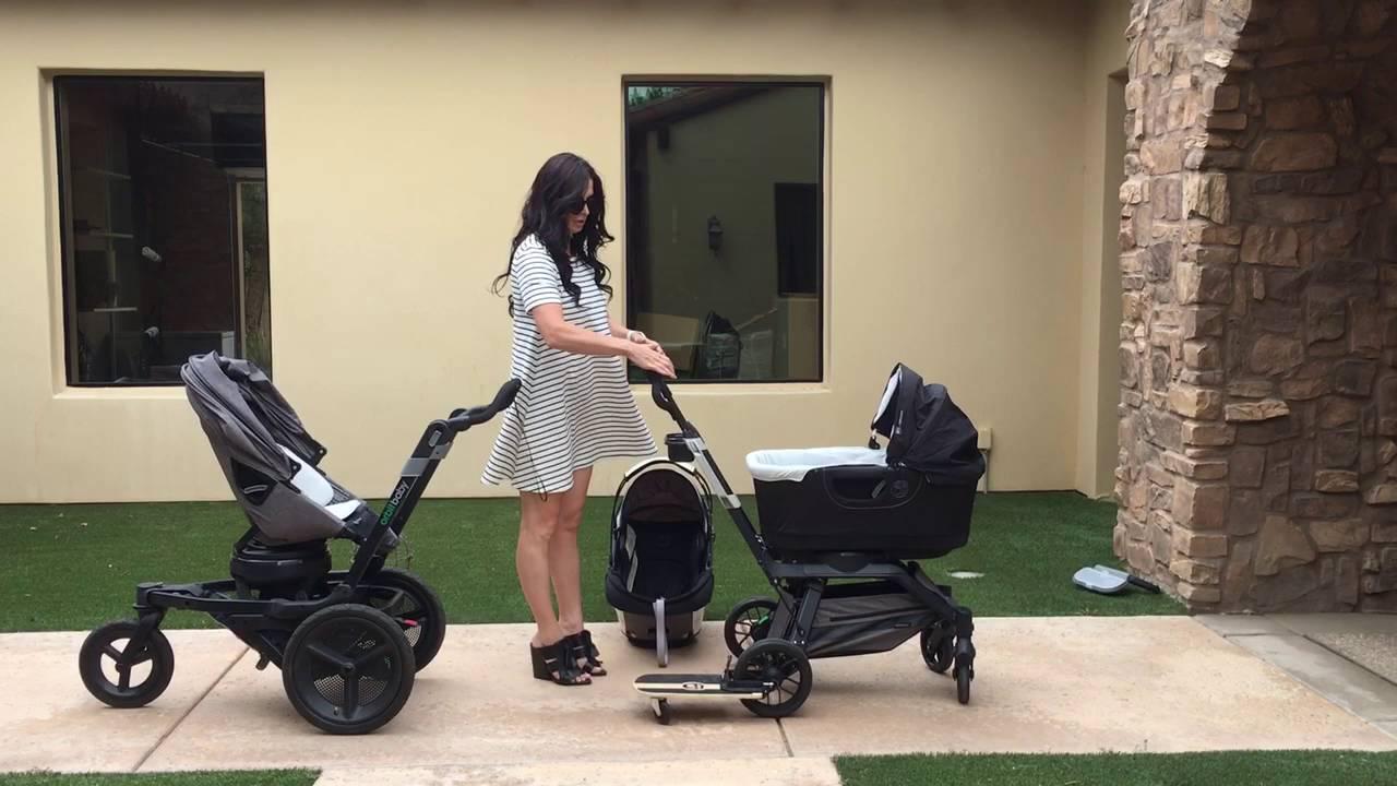 Carmen the Modern Mom | Using The Orbit Baby Stroller O2, G3 and ...
