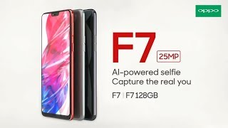 OPPO F7 - Quality Guaranteed
