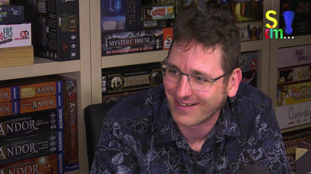 Interview mit Heiko Eller-Bliz über The King's Dilemma - HeidelBÄR Games - Spiel doch mal...!
