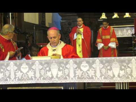 Ordenação Diaconal - 26 de dezembro de 2015 - Festa de Santo Estevão