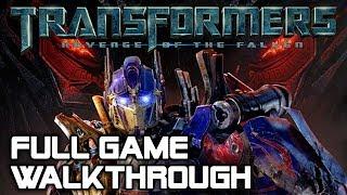 PS2 Longplay [021] Transformers: Revenge of the Fallen - Full Game Walkthrough