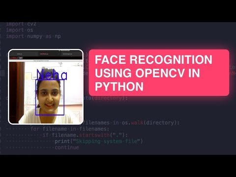 Face Recognition with