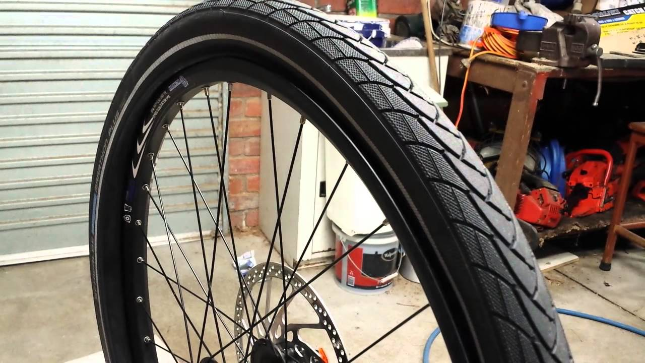 Schwalbe Marathon Plus Youtube