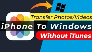 Download How To Transfer Photos And Videos From iPhone To Windows/Laptop /PC Full Tutorial Hindi 2021