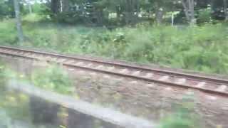 http://train-hotel.net/cassiopeiasuite-maisonette.html 札幌に向けて...
