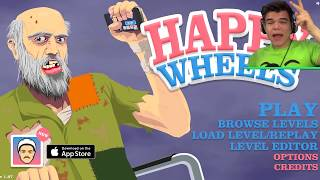 NAKED GIRL GLITCH! (HAPPY WHEELS #97)