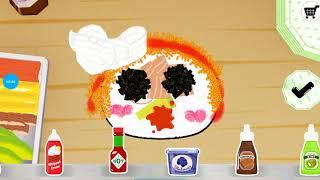 玩寿司游戏