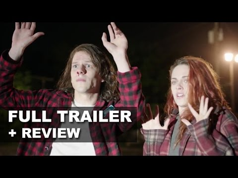 American Ultra Official Red Band Trailer + Trailer Review - Beyond The Trailer