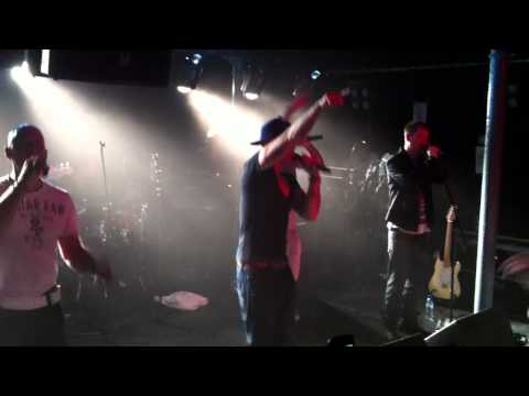 East 17 - Let it rain LIVE in Liverpool 2011
