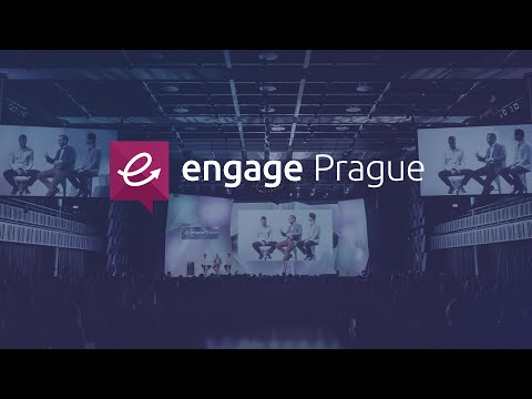 #Engage2016 Prague – Social Media Marketing & Education Conference
