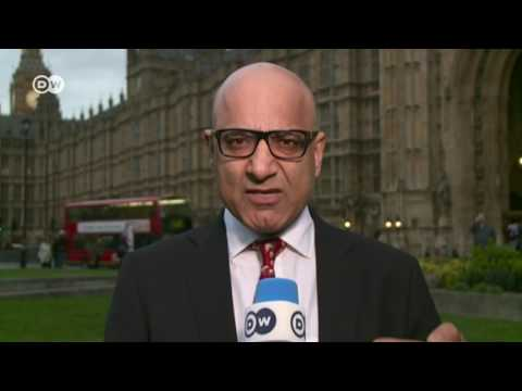 DW TV - Professor Abhinay Muthoo - Discussing the potential economic impacts of Brexit
