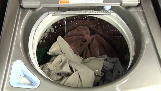 how to properly load your lg top load washing machine
