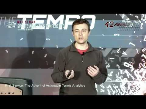 SSAC15: CA - First Service: The Advent of Actionable Tennis Analytics