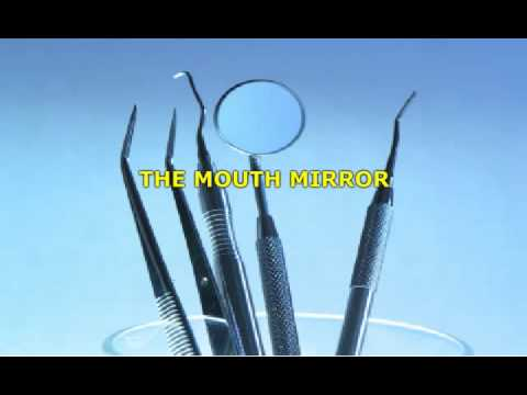 What Are The Top Six Dental Tools Used Today?
