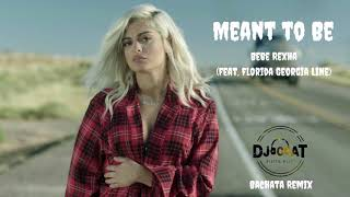 Bebe Rexha - Meant to Be ft. Florida Georgia Line (Bachata Remix 2018 DJ Cat)