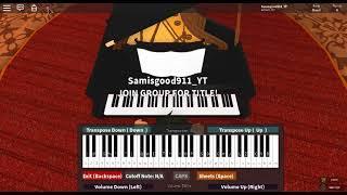 bohemian rhapsody roblox piano (notes in desc)