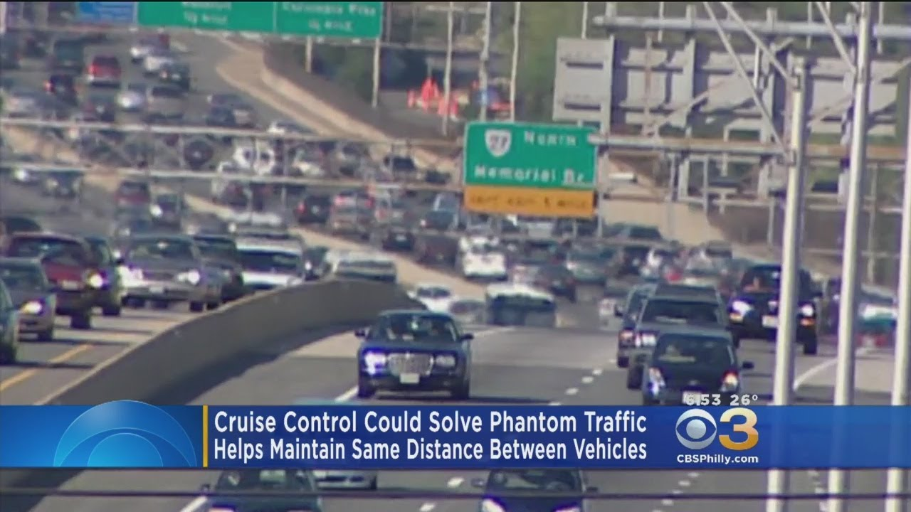 Cruise Control For Traffic Jams?