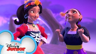In the Spirit of Love ☠️ | Music Video | Elena of Avalor | Disney Junior
