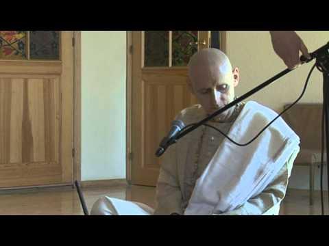 2008.04.26. Initiation Lecture by HG Sriman Sankarshan Das Adhikari - Tallinn, Estonia